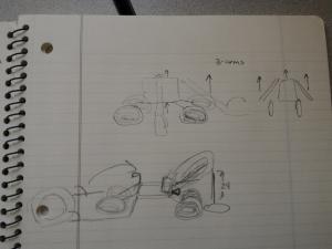 Design option sketch