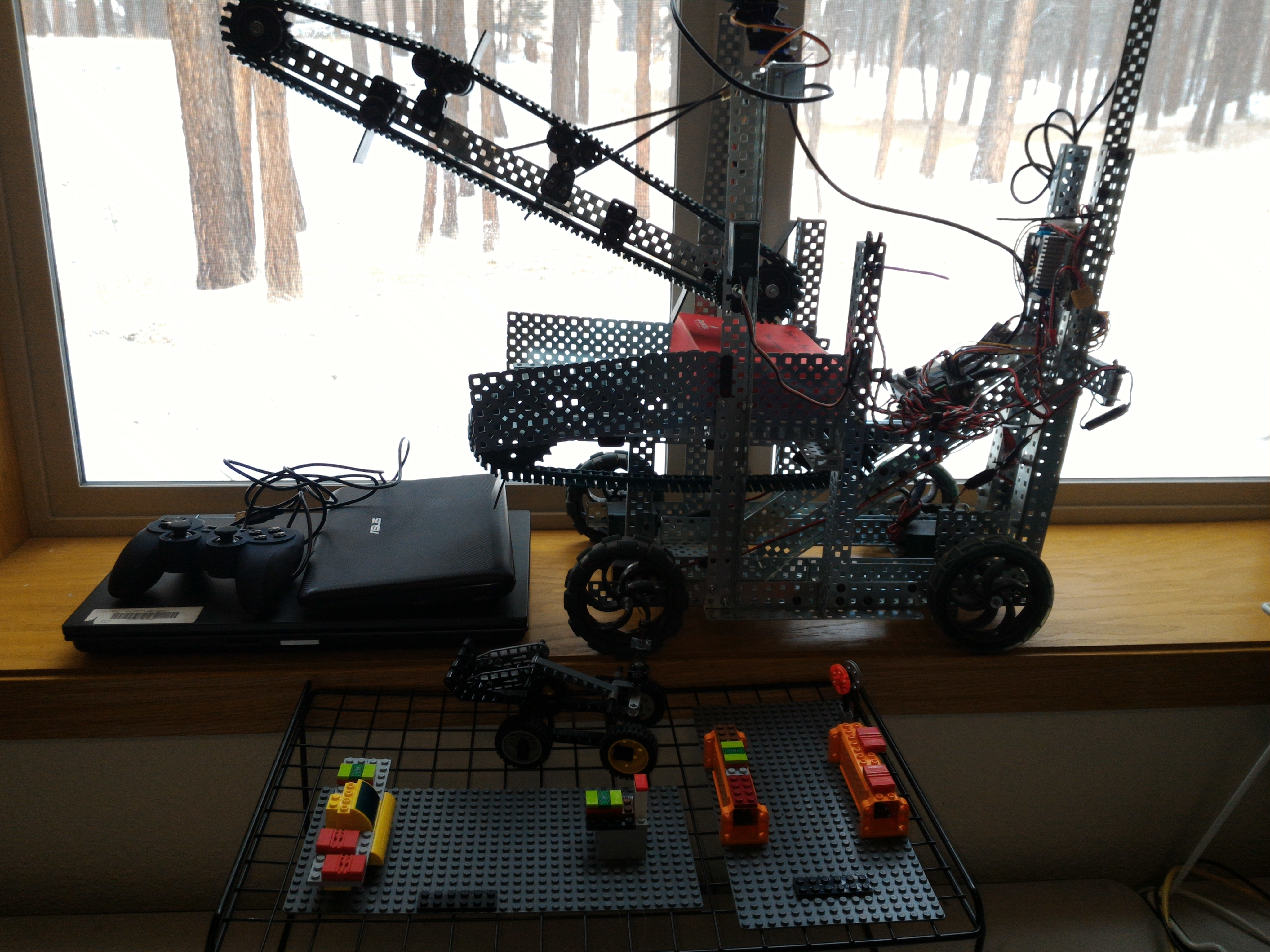 The Journey to our Winning AVC Bot…